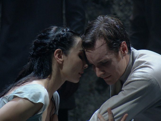 Tamara Rojo and James Streeter in Akram Khan's Giselle © English National Ballet