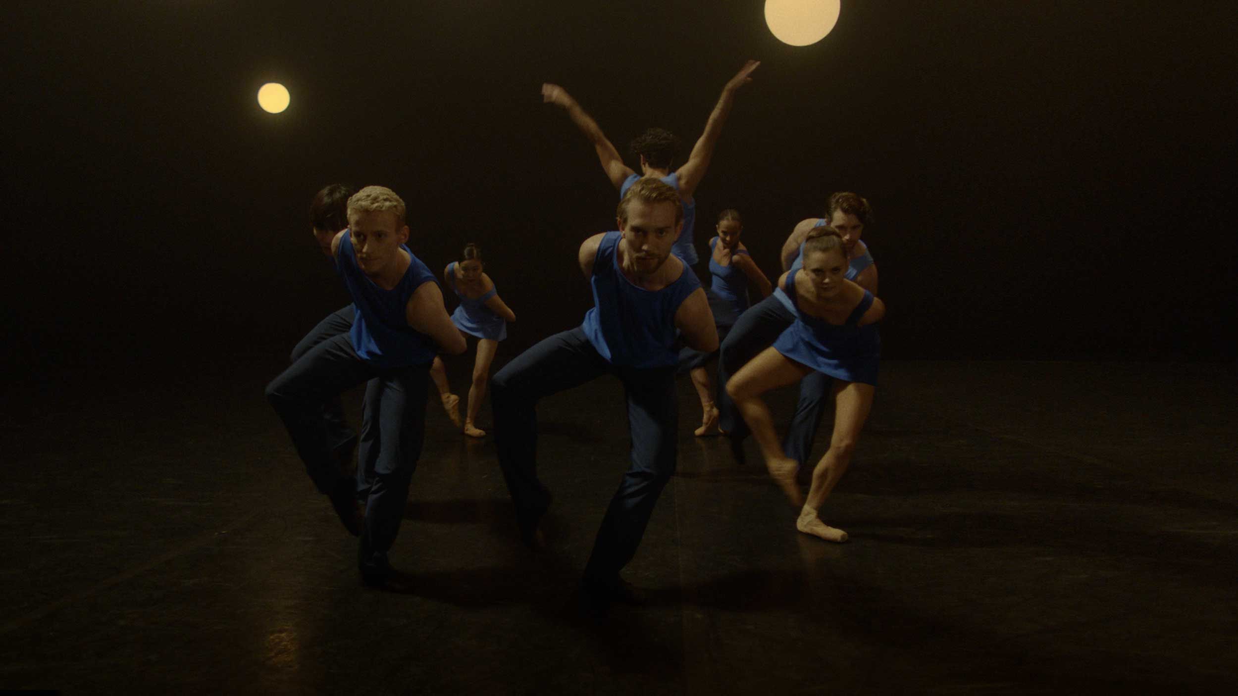 English National Ballet dancers in Take Five Blues by Stina Quagebeur